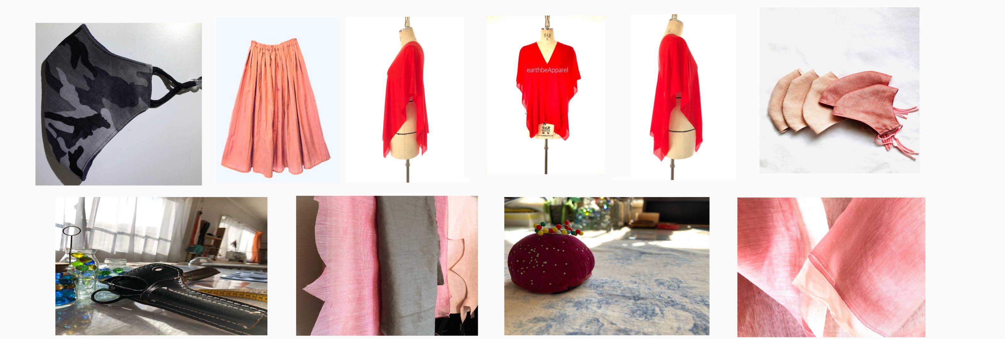 Earthbe project    オリジナル服・雑貨とセミオーダー    ヒト・コト・モノの仕立て屋さん